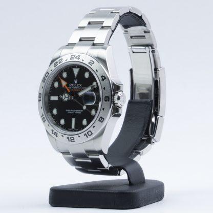 Rolex Explorer II Black Dial 216570 2016