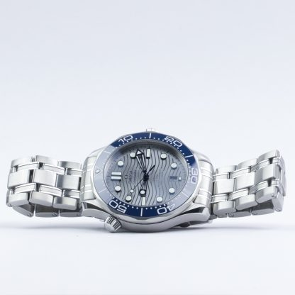Omega Seamaster Diver 300 M Grey Dial 42mm New 2019