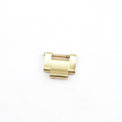 Rolex Oyster 18K Yellow Gold Link for Vintage Oyster Bracelet 20mm Lug Width Reference 78668