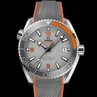 Omega Seamaster Planet Ocean 600M Chronometer Titanium Grey Dial 215.92.44.21.99.001