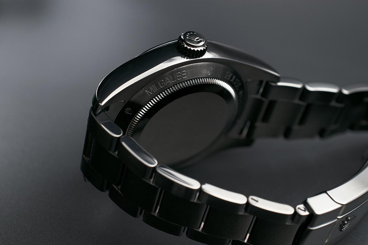 DLC coating watches