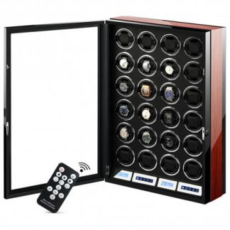 CHIYODA Automatic Watch Winder for 24 Watches