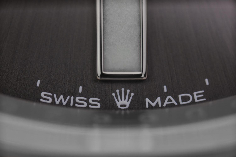 Rolex Yacht-Master 126622 Rhodium macro