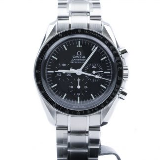 Omega Speedmaster Professional Moonwatch Chronograph Hesalite New 2020