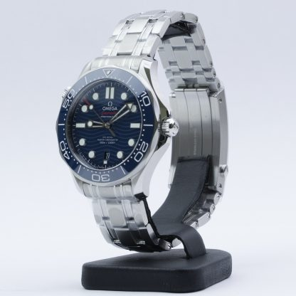 Omega Seamaster Diver 300 M Blue Dial 42mm New 2020