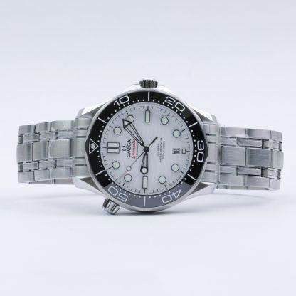 Omega Seamaster Diver 300M White Dial 42mm New 2020
