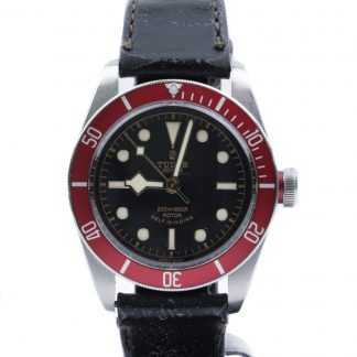 Tudor Heritage Black Bay ETA Red 79220R