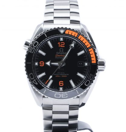 Omega Planet Ocean 600m Co-Axial Black Dial 43.5mm New 2020