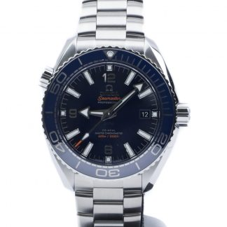 Omega Planet Ocean 600m Co-Axial Blue Dial 43.5mm New 2020