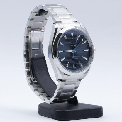 Omega Seamaster Planet Ocean 39,5mm Black Dial New 2020