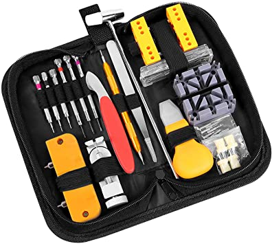 Ohuhu 156 PCS Watch Repair Tool Kit