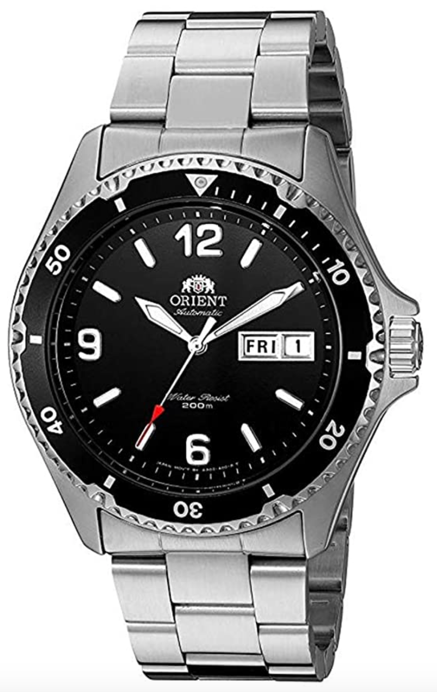 Orient 'Mako II' Automatic Diving Watch