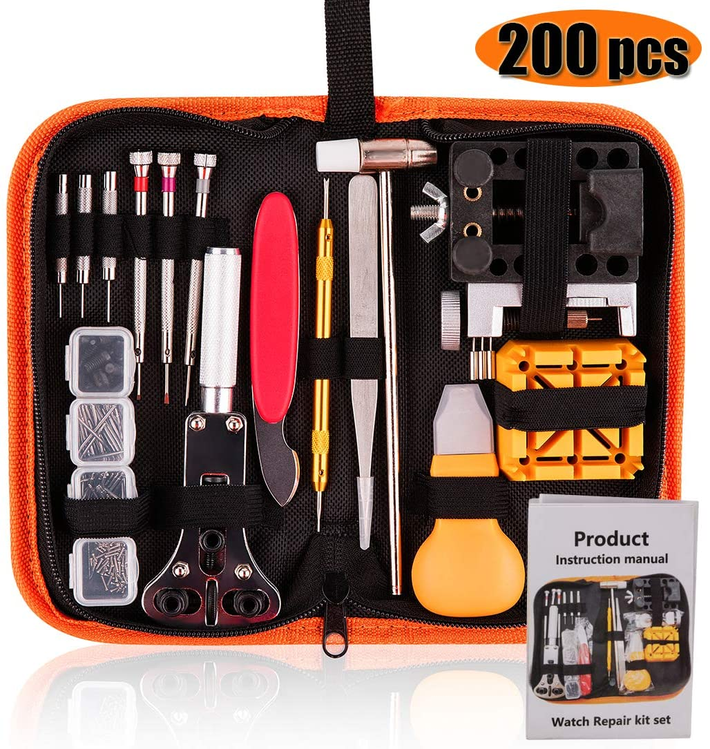 ZEXETT Watch Repair Tool Kit