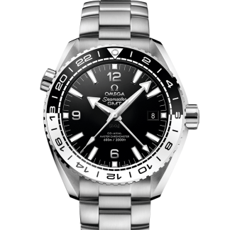 Omega Planet Ocean 600m Co-Axial Master Chronometer GMT 43.5mm 215.30.44.22.01.001