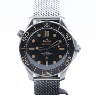 Omega Seamaster Diver 300m Co-Axial 007 Edition 210.90.42.20.01.001