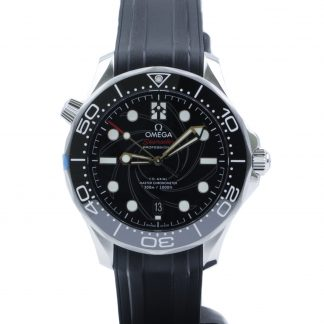 "Omega Seamaster Diver 300M ""James Bond"" Limited Edition 210.22.42.20.01.004"