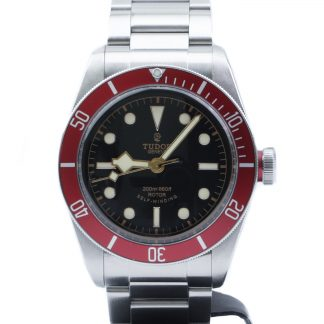 Tudor Heritage Black Bay Red ETA 79220R 2015