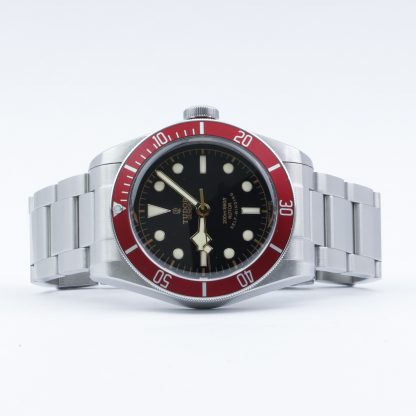 Tudor Heritage Black Bay Red ETA 79220R 2015