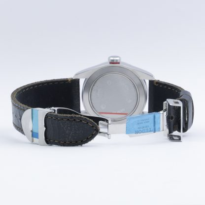 Tudor Heritage Black Bay ETA Red 79220R Leather NOS 2020