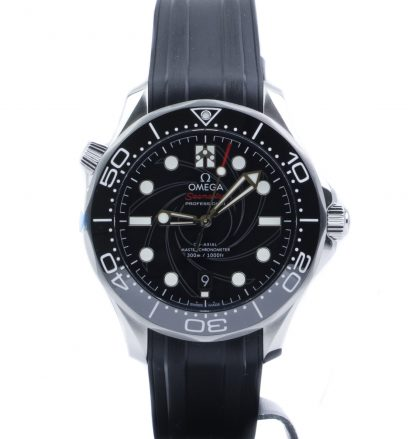"Omega Seamaster Diver 300M ""James Bond"" Limited Edition New 2020"