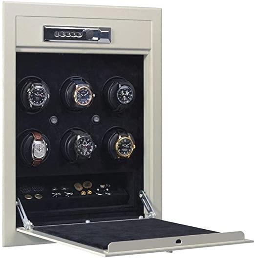 Orbita WallSafe 6 Watch Winder Safe W21700