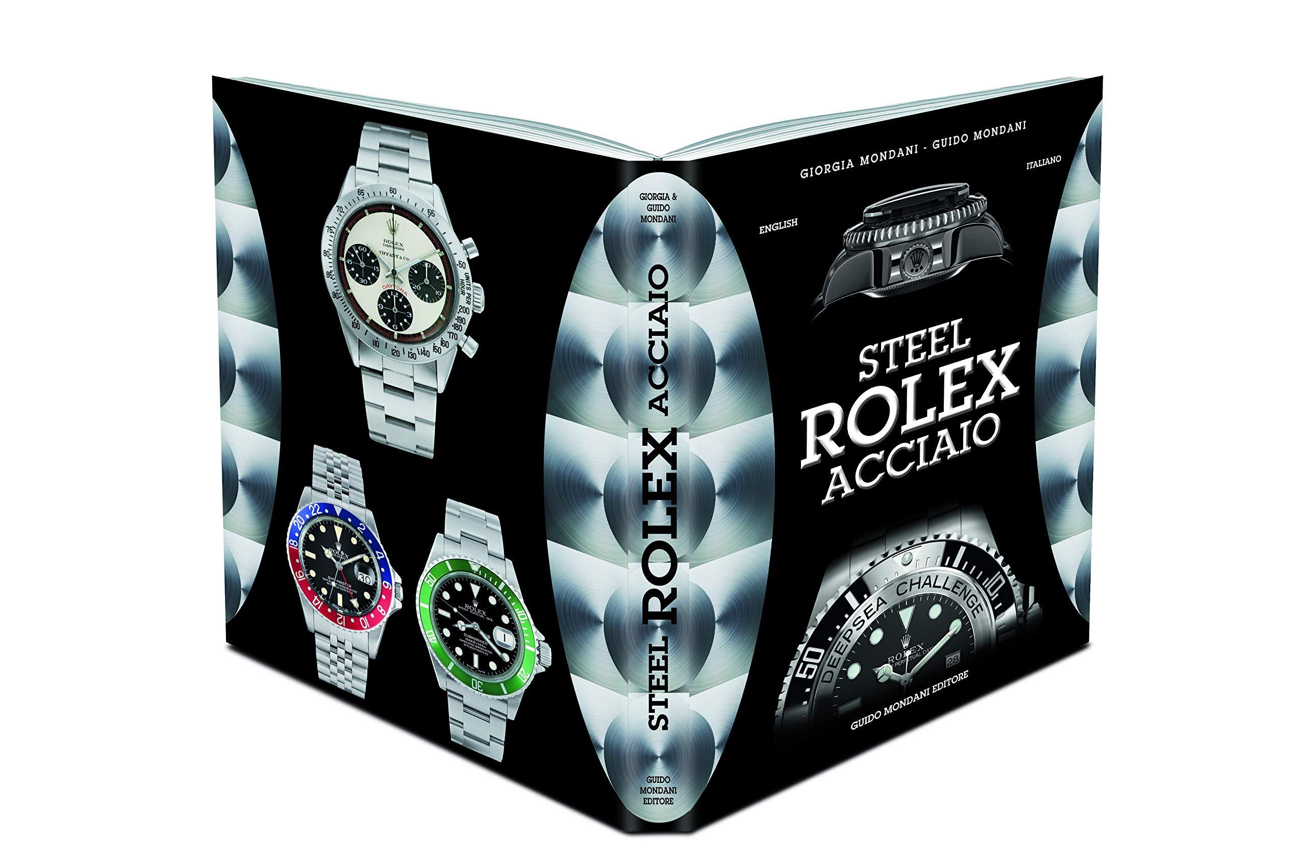 Steel Rolex Acciaio