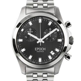 Epoch President Chronograph Metal Gray