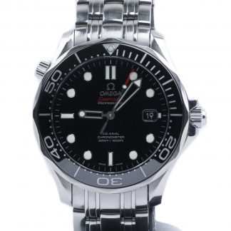 Omega Seamaster Diver 300 M Co-Axial 41mm Black 2017