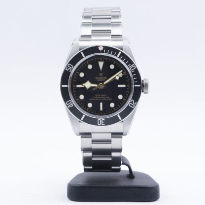 Tudor Heritage Black Bay Black 79230N New 2020