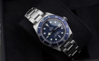 Tudor Black Bay 58 79030N and Tudor black Bay 58 79030B Blue