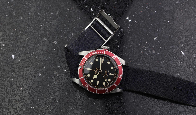 Tudor Heritage Black Bay ETA 79220R