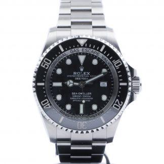 Rolex Deepsea Sea-Dweller Black Dial 126660 2020