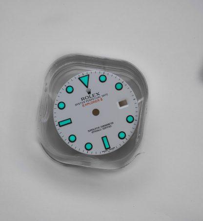 Rolex Explorer 216570 white dial