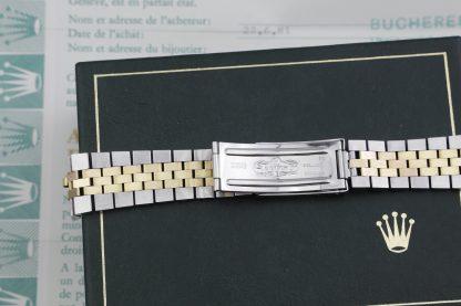 Rolex 62533 jubilee bracelet