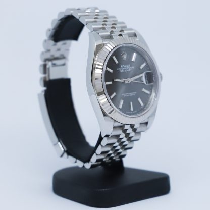 Rolex Datejust 41 126334 Rhodium Dial Jubilee Bracelet 2019