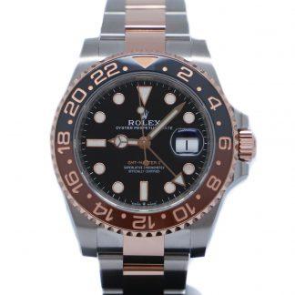"""Rolex GMT Master II 126711CHNR """"Rootbeer"""" Unworn 2020"""