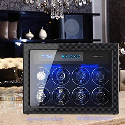 Jins and Vico Watch Winder Review