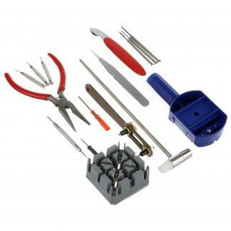 Optima 55-130 Economic 16 Watch Tools Watch Repair Kit