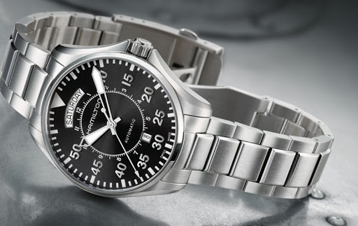 Hamilton Khaki Pilot Day Date H64615135 Review & Complete Guide - Millenary  Watches
