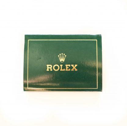 Vintage Rolex golf set