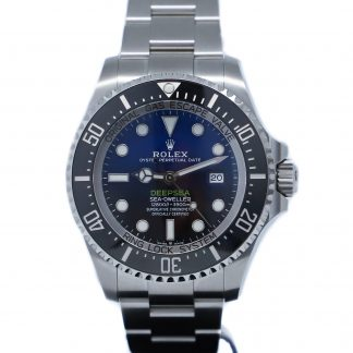 Rolex Deepsea Sea-Dweller James Cameron 126660 Unworn 2020