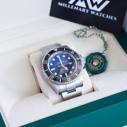 Rolex Deepsea Sea-Dweller James Cameron 126660 Unworn 2020