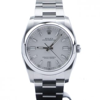 Rolex Oyster Perpetual 36 116000 White Dial Unworn 2020