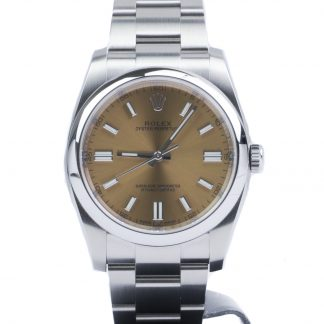Rolex Oyster Perpetual 36 116000 White Grape Dial Unworn 2020