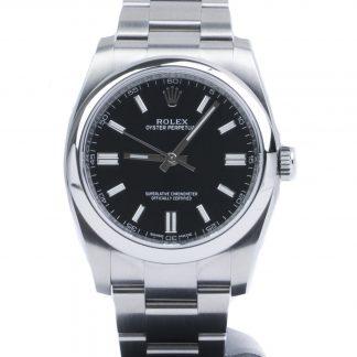 Rolex Oyster Perpetual 36 116000 Black Dial Unworn 2020