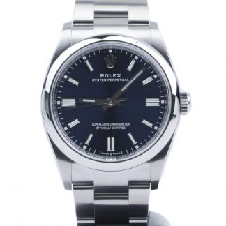 Rolex Oyster Perpetual 36 126000 Bright Blue Dial 2020 Novelty