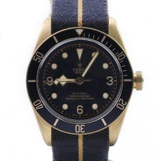 Tudor Black Bay Bronze Bucherer Blue Special Edition 79250BB 2020