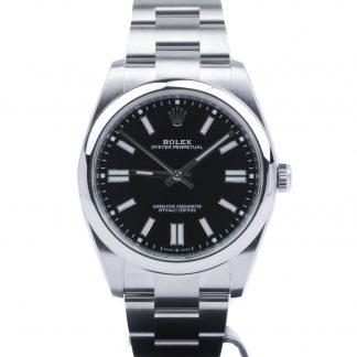 Rolex Oyster Perpetual 41 124300 Black Dial 2020 Novelty Unworn