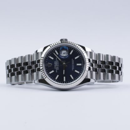 Rolex Datejust 36 126234 Blue Dial Unworn 2020