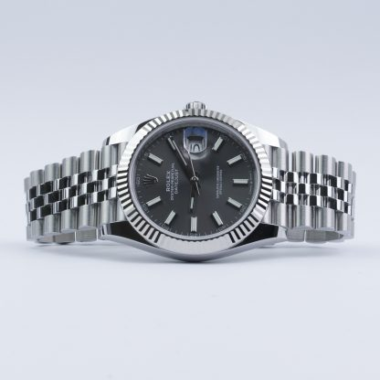 Rolex Datejust 41 126334 Rhodium Dial Unworn 2020